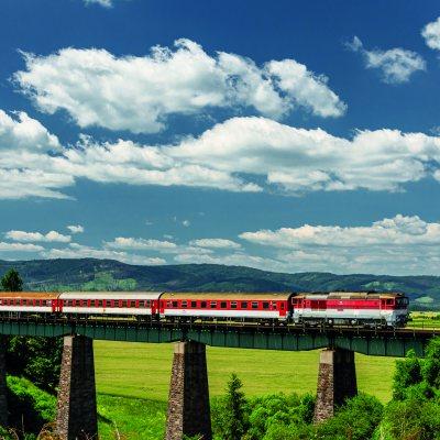 Mit der Eisenbahn nach Maribor